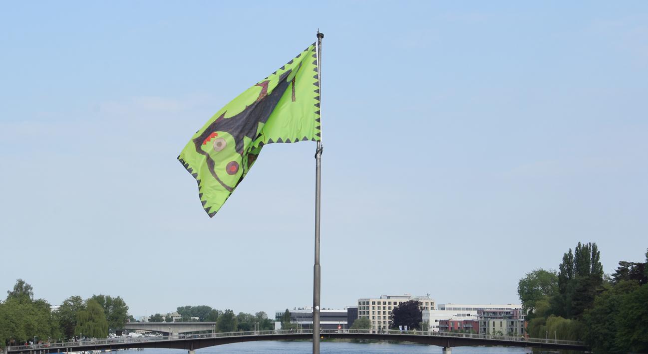 דגלים מופשטים