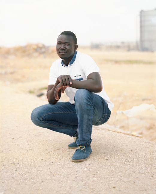4. אדם, 29, דרום סודאן