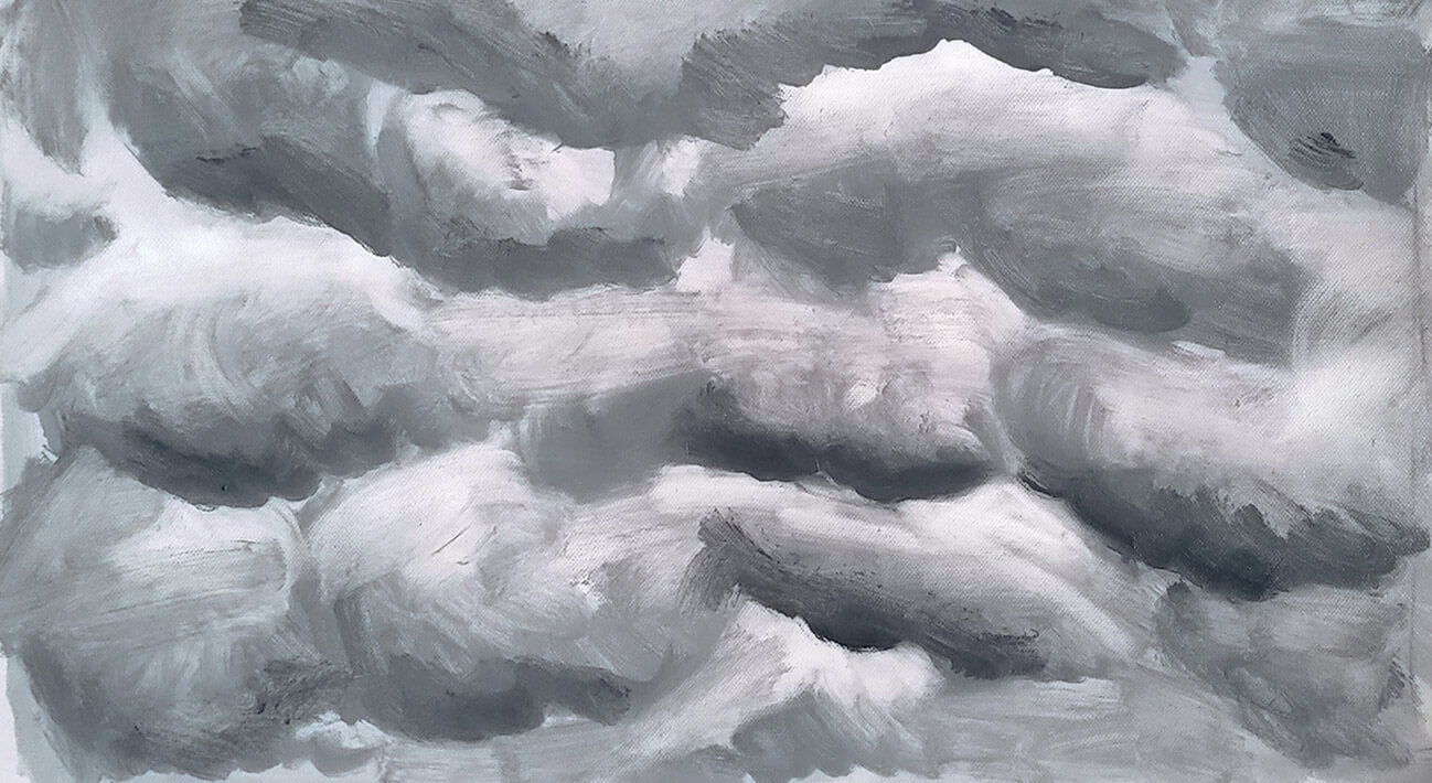 Clouds Body, 2017