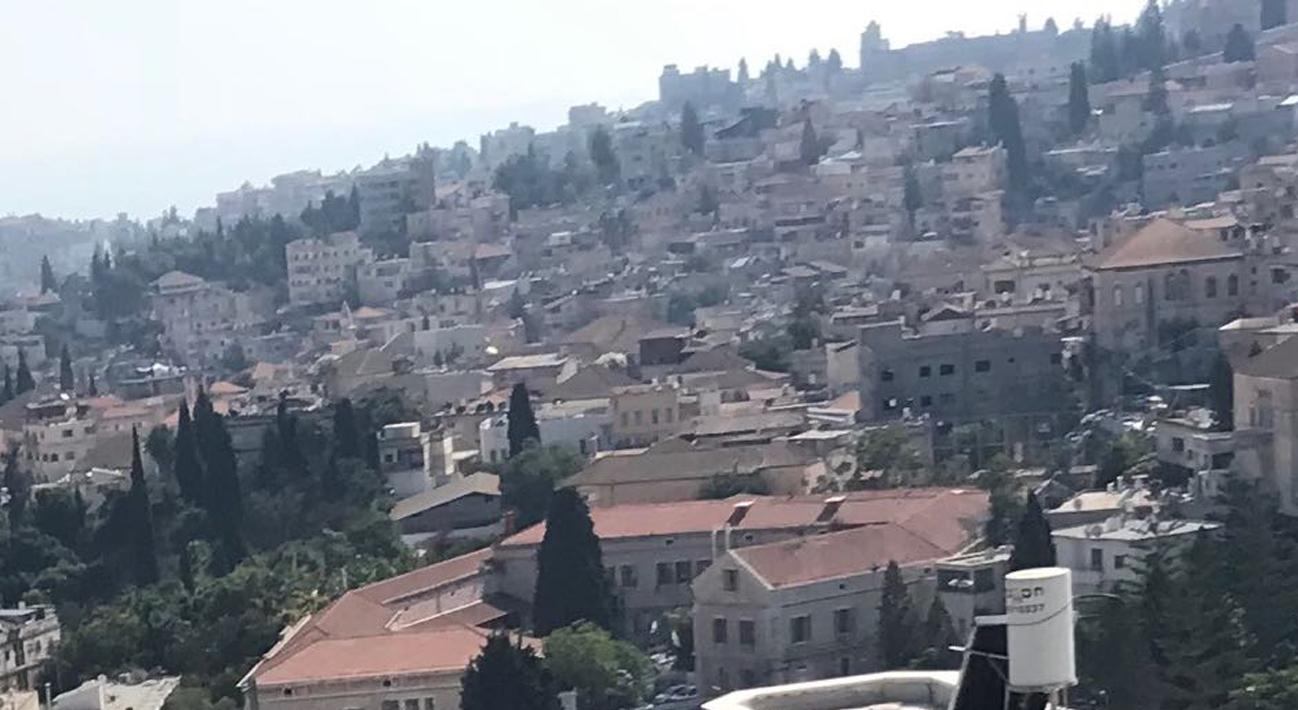 נצרת-סופיה-אבו-סנאן-חיפה: שיחה עם ראוויה ברבארה